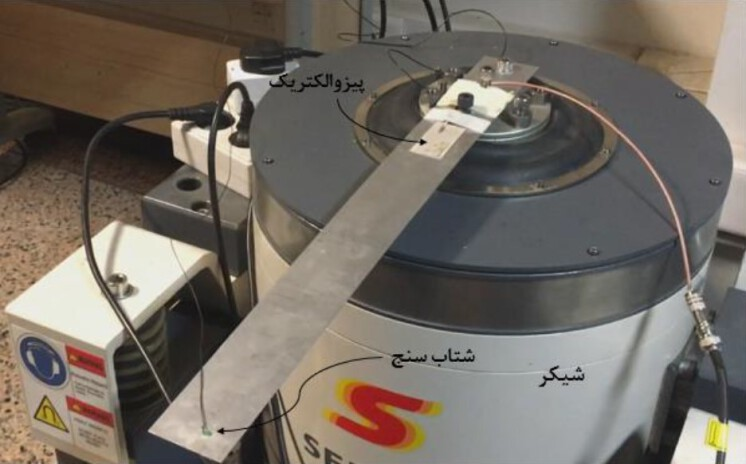 Controlling Beam Vibrations with Piezoelectric Actuator