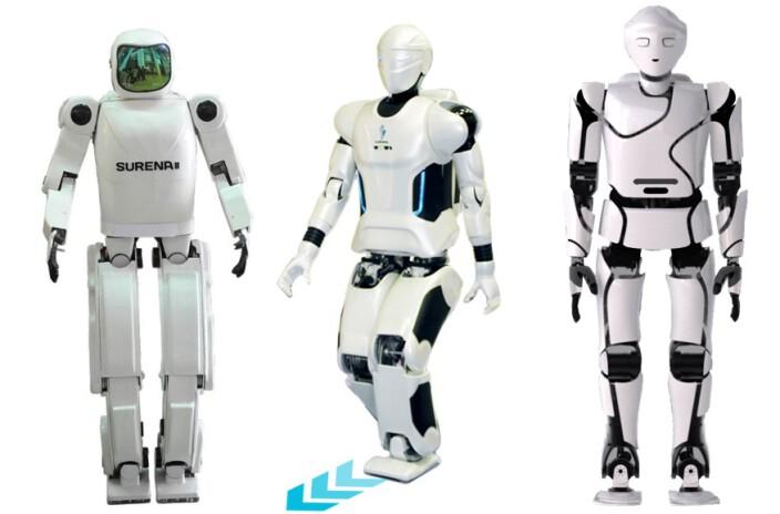 Surena Humanoid Robot